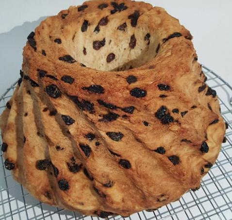 Recept: groot krentenbrood